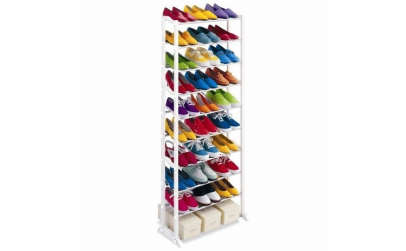 Raft incaltaminte 30 perechi - Shoe Rack