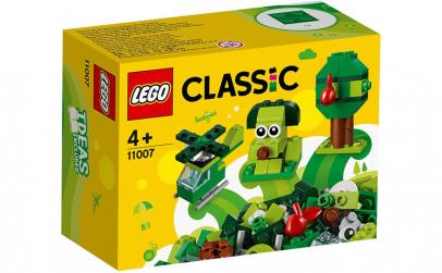 LEGO CLASSIC CARAMIZI CREATIVE VERZI