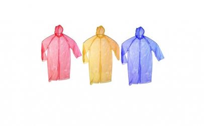 Set 3 Pelerine impermeabile de ploaie,
