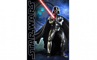 Covor camera copii  Darth Wader Star