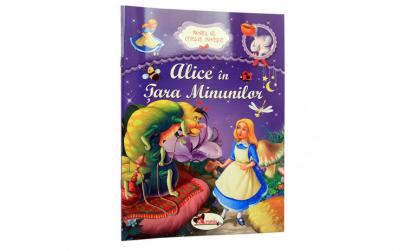 Bunica ne citeste povesti - Alice in