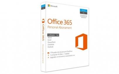 Microsoft Office 365 Personal  Engleza