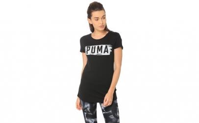 Tricou femei Puma FUSION Graphic Tee
