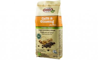Cafea & Ginseng BIO - 250 g Salomoni