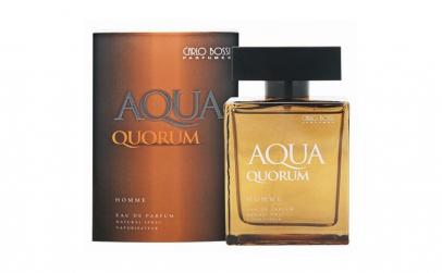Apa de parfum, Carlo Bossi, Aqua Quorum,