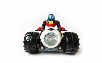 Motocicleta amfibie Sand Rider