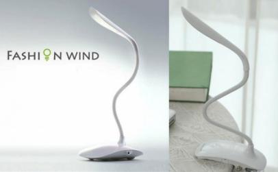 Lampa de birou USB, senzor tactil