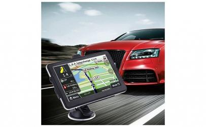 Gps auto, ecran 7 inch 3D