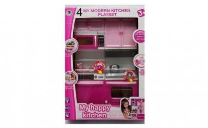 Mini bucatarie electronica copii
