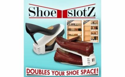 Set 6 suporturi pentru pantofi