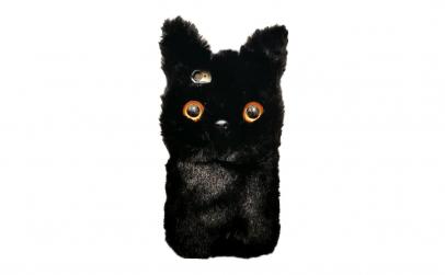 Husa de telefon - pisicuta blanoasa