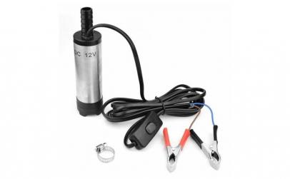 Pompa electrica auto submersibila 12V,