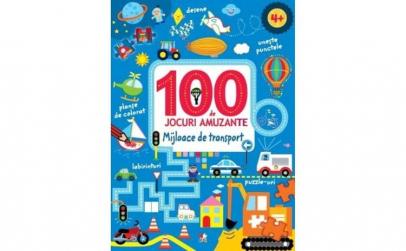 100 de jocuri amuzante - Mijloace de