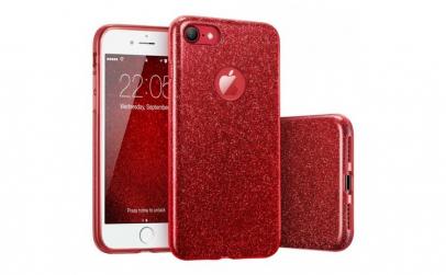 Husa Apple iPhone 7   iPhone 8 Sclipici