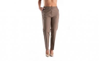 Pantaloni Eleganti Maro in Carouri,