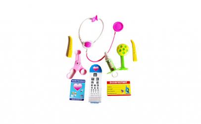 Set de joaca doctor , Stetoscop ,