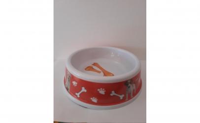 Castron pentru hrana caini 15 cm