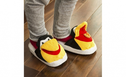 Papuci Pufoși Originali