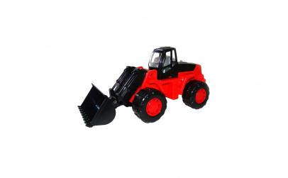 Tractor cu încarcator