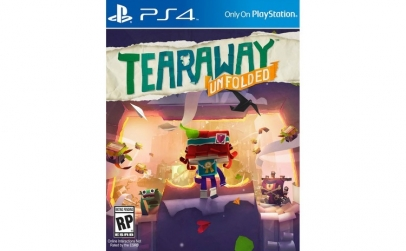 Joc Tearaway Unfolded: Messenger