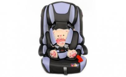 Scaun auto Kota Baby Negru/Albastru