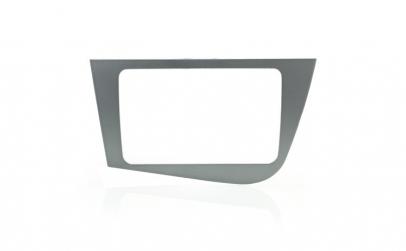Adaptor 2 DIN SEAT Leon (grey)