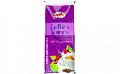 Cafea & Guarana BIO - 250 g Salomoni