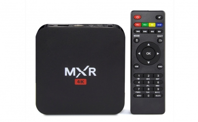 MXR 4K Android TV Box inteligent
