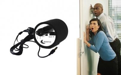 Microfon ascultare prin perete