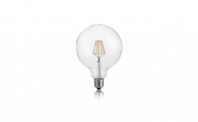 Bec VINTAGE LED E27 8W GLOBO D95