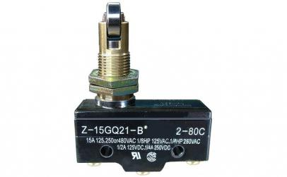 Limitator cu rola, 15A, 250V,