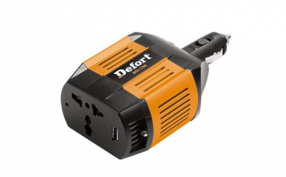 Invertor auto Defort 300w