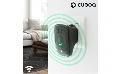 Amplificator Wifi 300 Mbps CuboQ