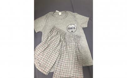 Pijamale Serena tricou+paltaloni