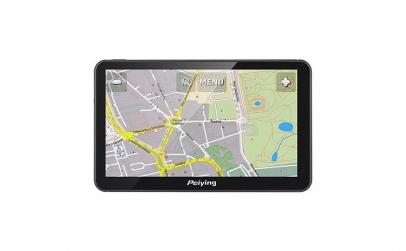 SISTEM NAVIGATIE GPS 7 INCH CU HARTI