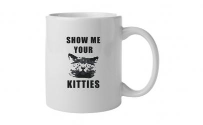 Cana personalizata -Show me your kitties
