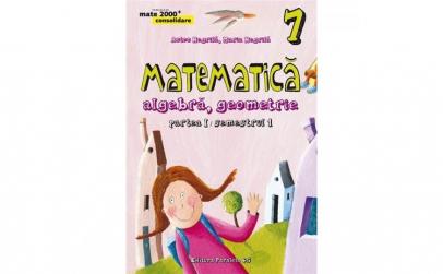 Matematica: algebra geometrie - Clasa a