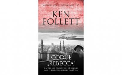 """Codul """"Rebecca"""" Ken Follett"""