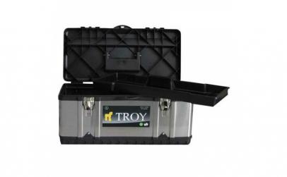 Cutie de scule metalica Troy T91016,