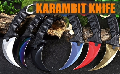 Cutit Karambit, 8 modele diferite