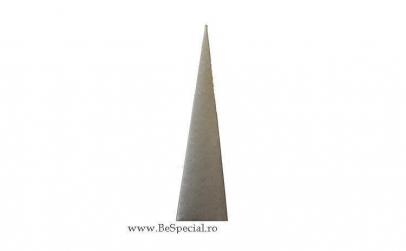 Lumanare naturala piramida model