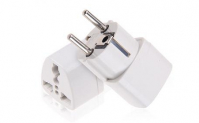 Adaptor Stecher Priza, UK, USA la EUROPA