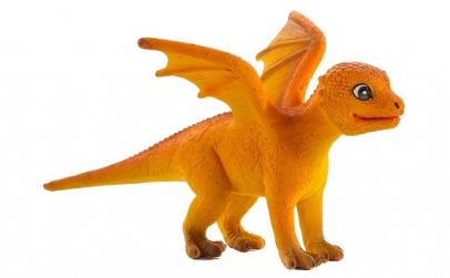 Figurina Pui Dragon de Foc