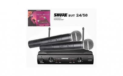 Set microfoane Vocal Artist UHF SM 58