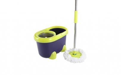 Mop centrifugal din otel inoxidabil