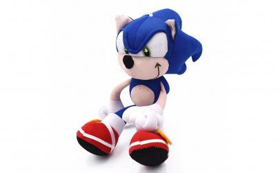 Jucarie de plus Ariciul Sonic 30 cm