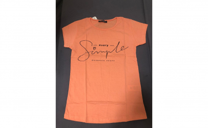 Tricou rose Every simple moments count