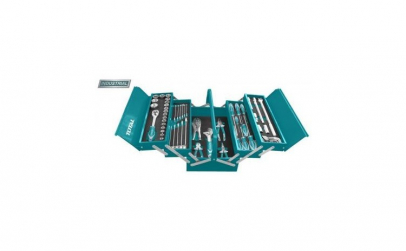 Trusa de scule in cutie metalica 59