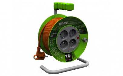 Prelungitor curent 230V tip bobina 15 m