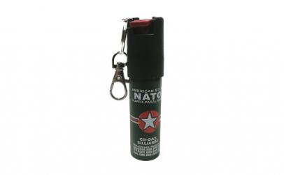 Mini-Spray paralizant NATO, tip breloc,